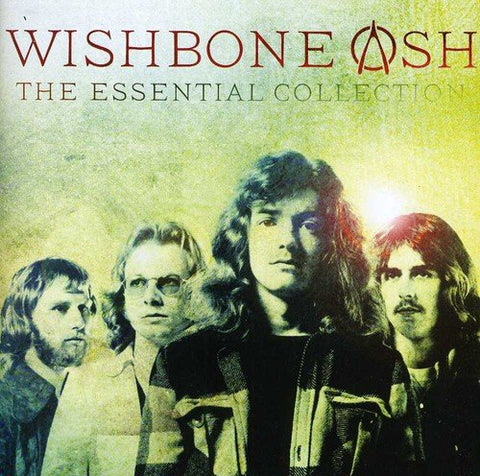 Wishbone Ash - The Essential Collection Audio CD