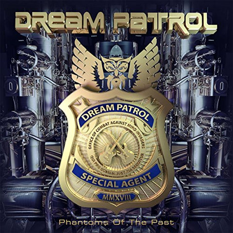 Dream Patrol - Phantoms Of The Past Audio CD