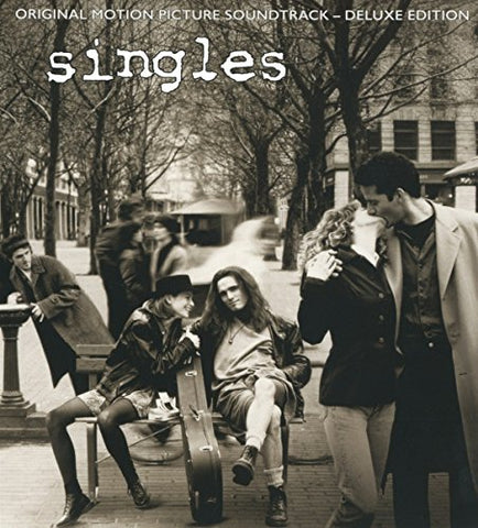 Singles (Deluxe Version) [Original Motion Picture Soundtrack] Audio CD
