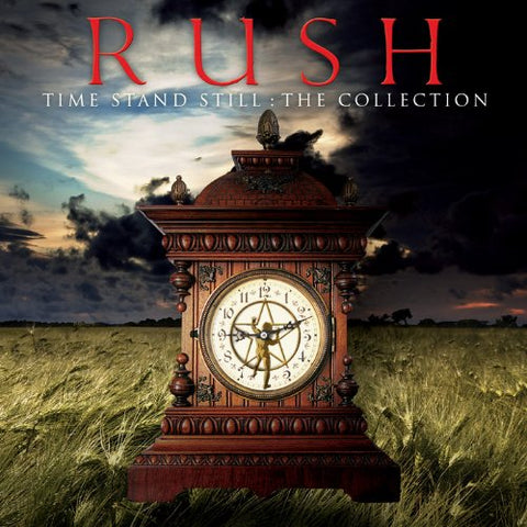 Rush - Time Stand Still: The Collection Audio CD
