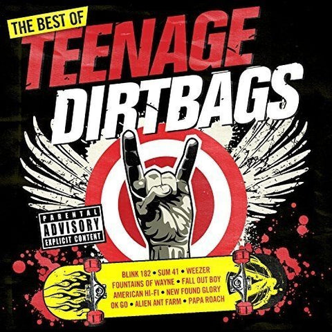 The Best Of Teenage Dirtbags Audio CD