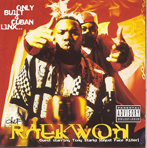 Raekwon - Only Built 4 Cuban Linx Audio CD