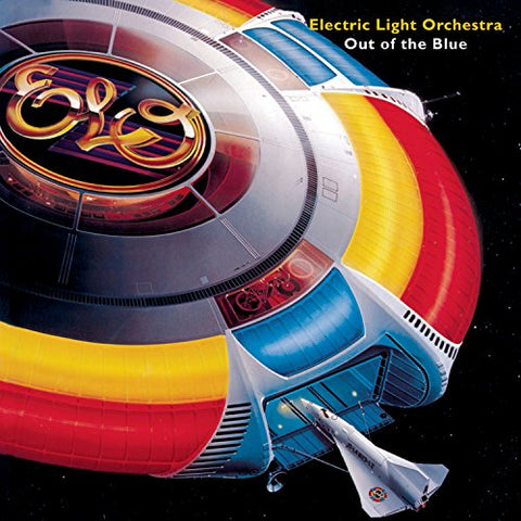 Electric Light Orchestra - Out Of The Blue Audio CD