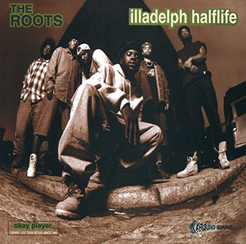 The Roots - Illadelph Halflife Audio CD