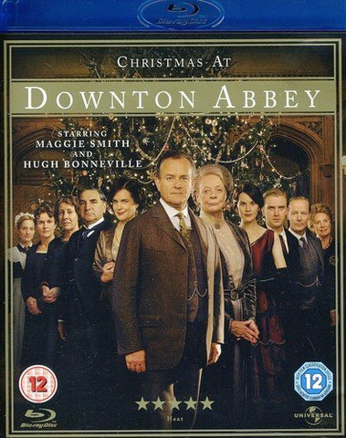 Christmas at Downton Abbey (2011) [Blu-ray] [Region Free] Blu-ray