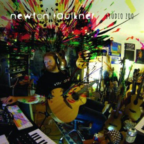 Newton Faulkner - Studio Zoo Audio CD
