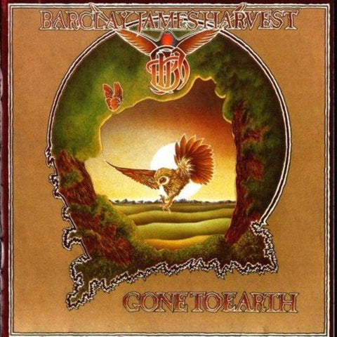 Barclay James Harvest - Gone To Earth Audio CD