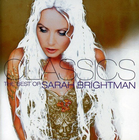 Sarah Brightman - Classics - The Best of Sarah Brightman Audio CD