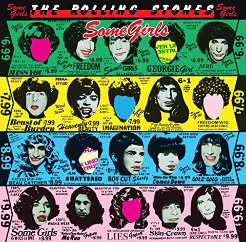 The Rolling Stones - Some Girls [VINYL]