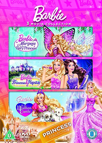 Barbie: The Princess Collection [DVD]