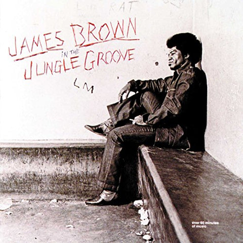 James Brown - In the Jungle Groove Audio CD