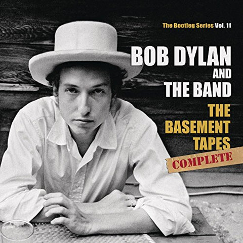 Bob Dylan and The Band - The Basement Tapes Complete: The Bootleg Series Vol. 11 Audio CD