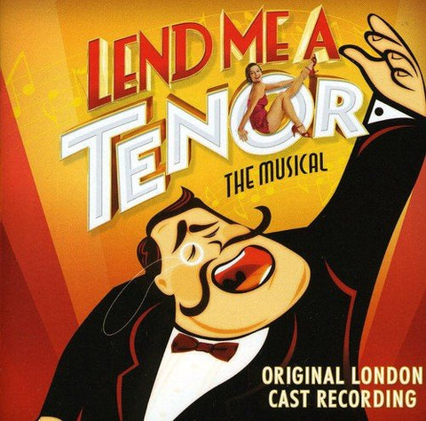 Original London Cast - Lend Me a Tenor Audio CD