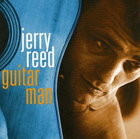 Jerry Reed - Guitar Man Audio CD