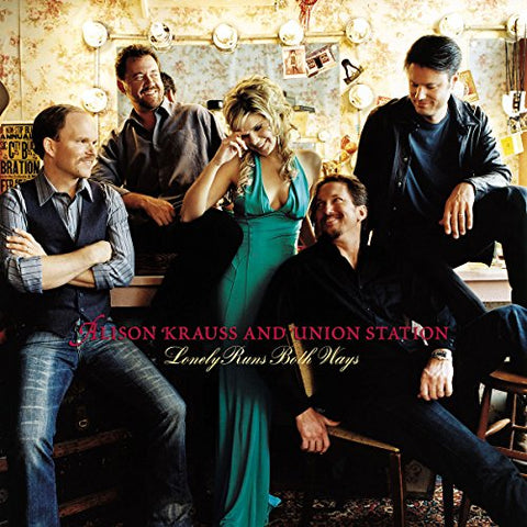 Alison Krauss and Union Station - Lonely Runs Both Ways Audio CD