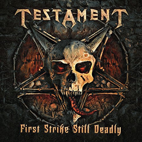 Testament - First Strike Still Deadly Audio CD