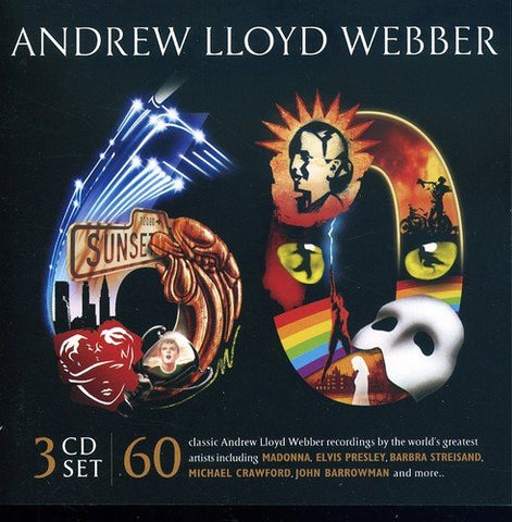Andrew Lloyd Webber - Sixty / 60 Audio CD