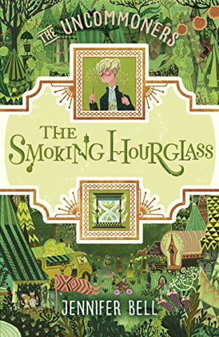 Jennifer Bell - The Smoking Hourglass