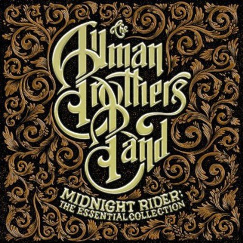 Allman Brothers - Midnight Rider: The Essential Collection Audio CD