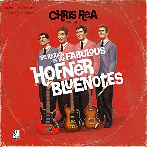 Chris Rea - The Return of the Fabulous Hofner Bluenotes (3CD+2x10 Vinyl)