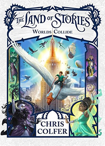 Chris Colfer - The Land of Stories: Worlds Collide