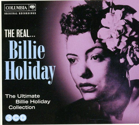 Billie Holiday - The Real...Billie Holiday Audio CD