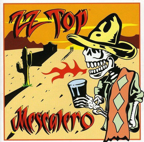 ZZ Top - Mescalero Audio CD
