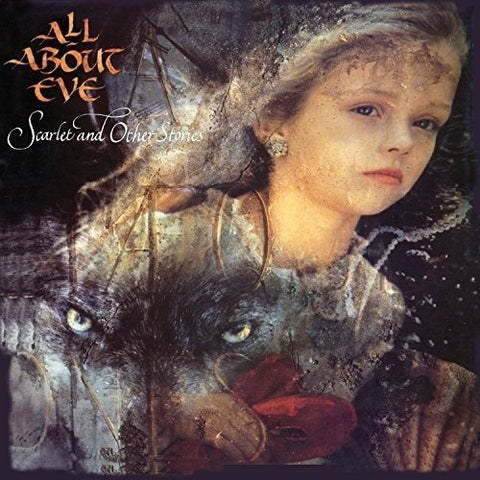 All About Eve - Scarlet and Other Stories Audio CD