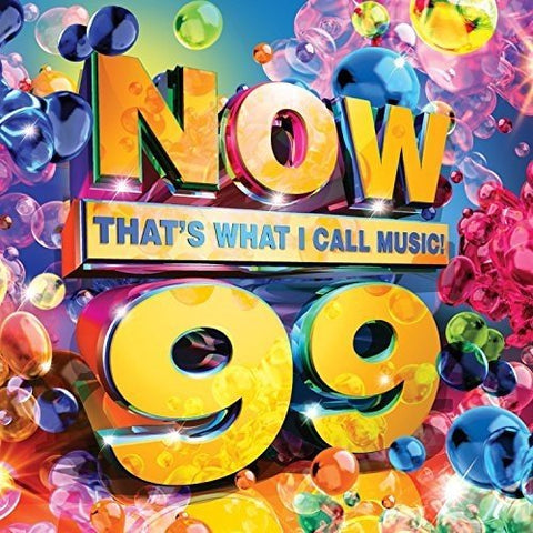 NOW Thats What I Call Music! 99 Audio CD