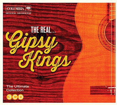Gipsy Kings - The Real... Gipsy Kings Audio CD