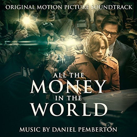 Daniel Pemberton - All The Money In The World (OST) Audio CD