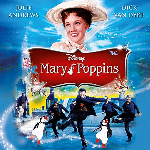 Mary Poppins Audio CD