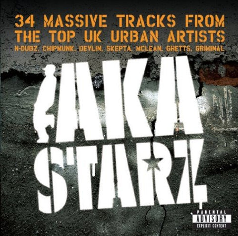 AKA STARZ Audio CD