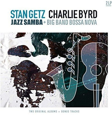 Stan Getz Charlie Byrd - Jazz Samba and Big Band Band Bossa Niova [VINYL]