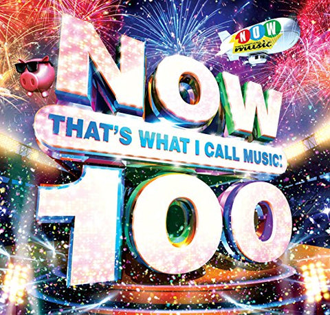 NOW Thats What I Call Music! 100 Audio CD