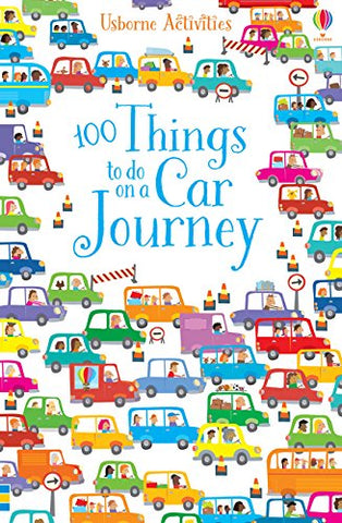 100 Things To Do On A Car Journey