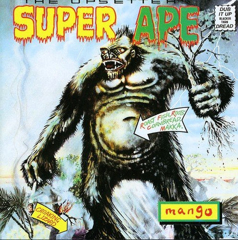 Lee Perry - Super Ape Audio CD