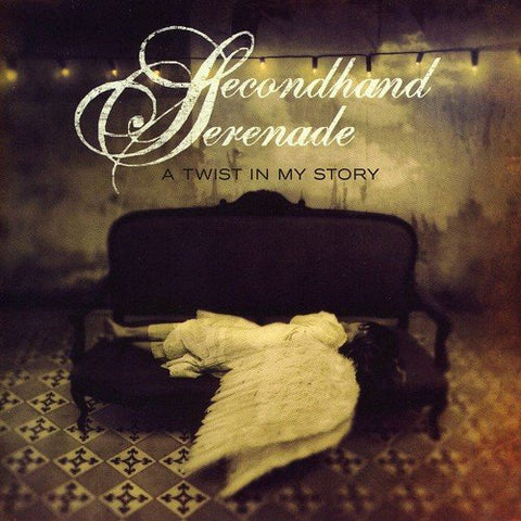 Secondhand Serenade - A Twist in My Story Audio CD
