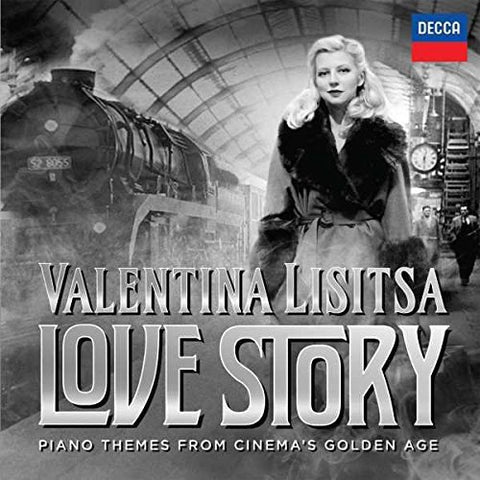 Valentina Lisitsa - Love Story: Piano Themes From Cinema's Golden Age Audio CD