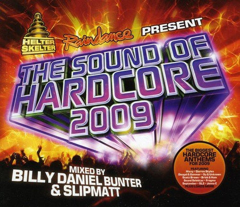 THE SOUND OF HARDCORE 2009 Audio CD