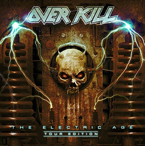Overkill - The Electric Age: Tour Edition Audio CD