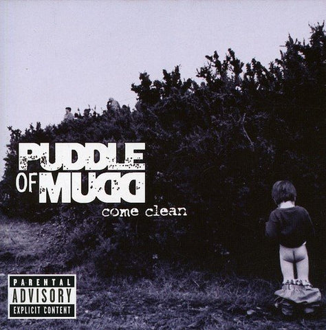 Puddle Of Mudd - Come Clean Audio CD