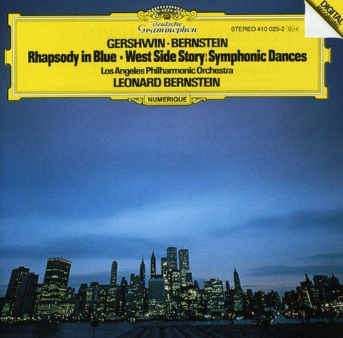 eorge Gershwin - Gershwin: Rhapsody in Blue Audio CD