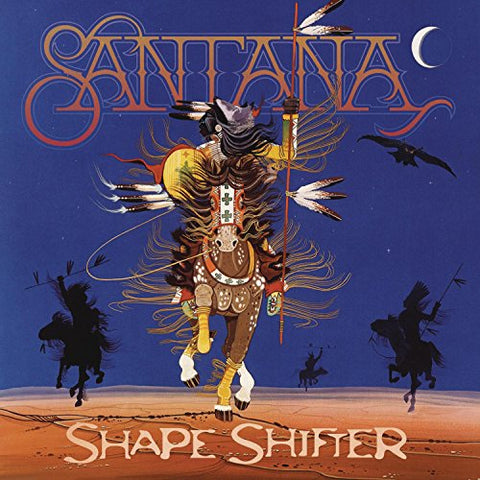 Santana - Shape Shifter Audio CD