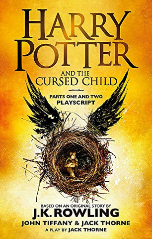 J. K. Rowling - Harry Potter and the Cursed Child - Parts One and Two
