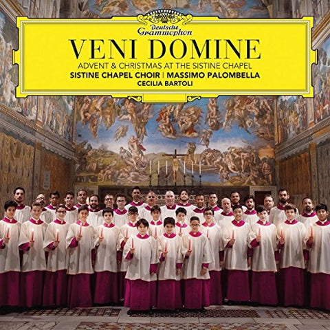 Massimo Palombella - Veni Domine:Advent and Christmas At The Sistine Chapel Audio CD