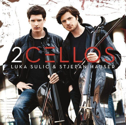 2 Cellos Luka Sulic and Stjepan Hauser - 2 Cellos [VINYL]