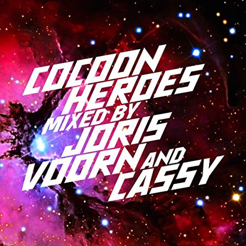 Cocoon Heroes Mixed By Joris Voorn and Cassy Audio CD