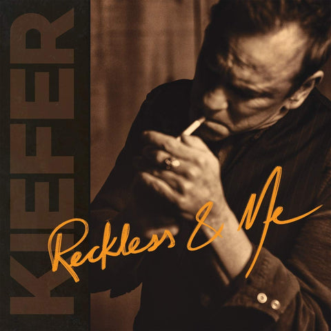 Kiefer Sutherland - Reckless & Me Sent Sameday* AUDIO CD