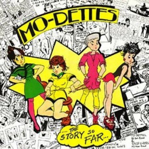 Mo-Dettes - The Story So Far Audio CD